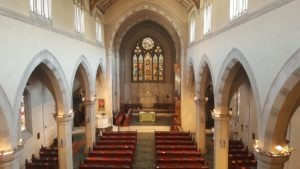 Interior - St James Church