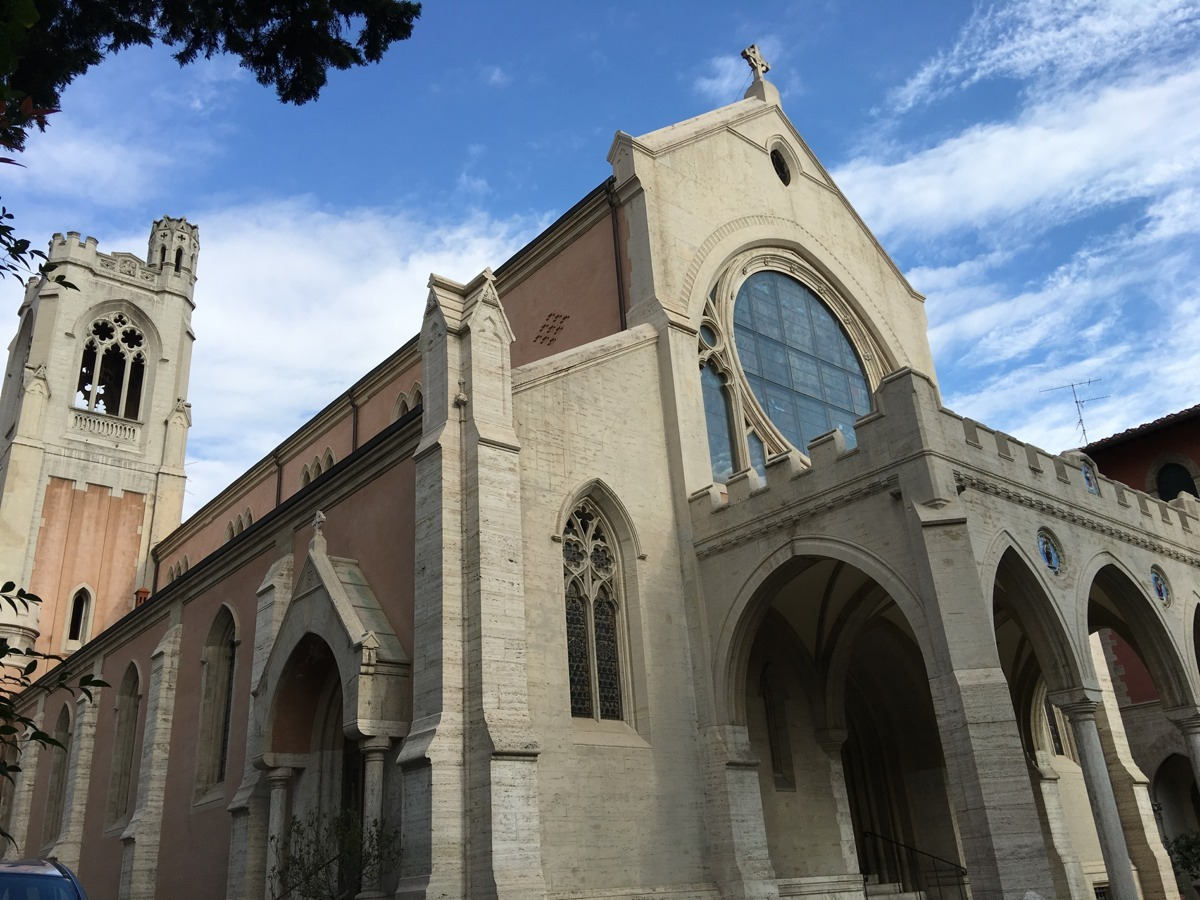 St james episcopal church florence italy an american church about us sciox Gallery