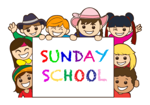 Sunday School at St James